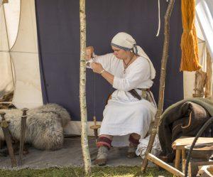 Vikingatida hantverk